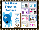 Fraction Posters (Dog Theme)