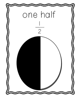 Fraction Posters *Freebie*