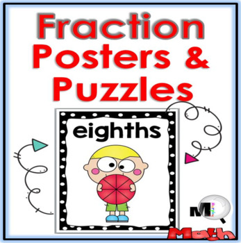 Fraction Posters & Puzzles