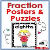 Fraction Activities & Posters