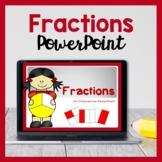 Fractions PowerPoint (Halves, Quarters & More!)