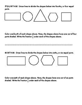 2.3 Fraction Practice