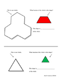 Fraction Practice with Pattern Blocks