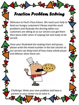 Fraction Problem Solving