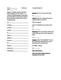 Prefix Homework