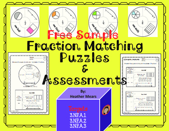 Fraction Puzzles Free