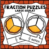 Fraction Puzzles - Large Display