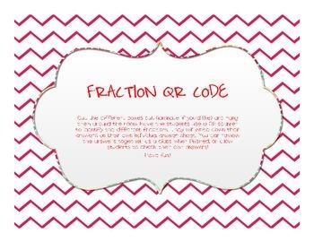 Fraction QR Code