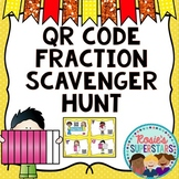 Fraction QR Code Scavenger Hunt