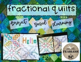 Fraction Quilts Project