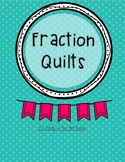 Fraction Quilts Templates