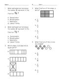 Fraction Quiz--Basic
