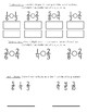 Fraction Quiz: Equivalence & Comparison English/Spanish