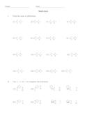 Fraction Quizzes and a 50 Question Unit Test