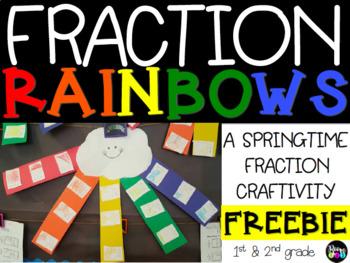 Fraction Rainbows FREEBIE