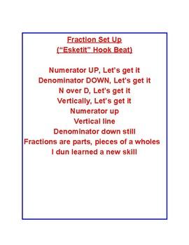 Fraction Raps