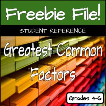 Fraction Reference Pack