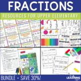 Fraction Resources BUNDLE