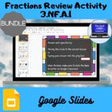 Fraction Review-3.NF.A.1 Bundle