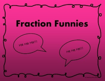 Fraction Review Funnies