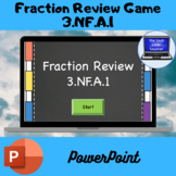 Fraction Review Interactive Game-3.NF.A.1 (Powerpoint)