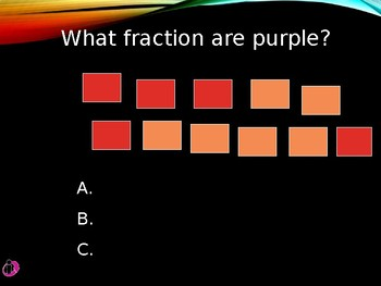 Fraction Review Questions
