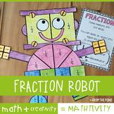 Fraction Robot Mathtivity