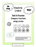 Roll-A-Fraction