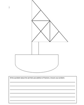Fraction Sailboat Adding