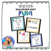 Fraction Scavenger Hunt