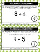 Fraction Scavenger Hunt Set 9: Dividing Fractions and Whole Numbers