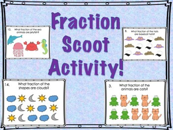 Fraction Scoot Activity!