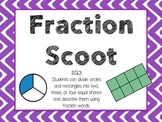 Fraction Scoot. Common Core Aligned