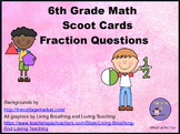 Fraction Scoot Questions