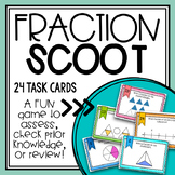 Fraction Scoot Task Cards