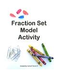 Fraction Set Model Activity