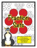 Fraction Set Models