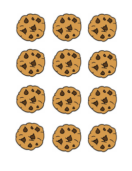 Fraction Sets: Sharing Cookies