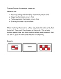 Fraction Shape Pictures for Naming, Comparing, and Orderin