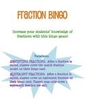 Fraction Skills Bingo