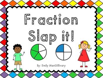 Fraction Slap it!