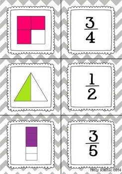 Fraction Snap Game