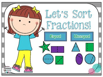 Fraction Sorting Activities