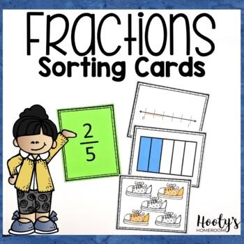 Fraction Sorts