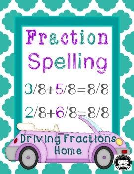 Fraction Spelling