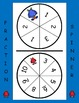 Fraction Spinner Game
