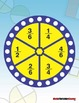 Fractions FREE: Fraction Spinners: Use with any Fraction G