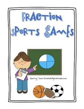 Fraction Sports Games
