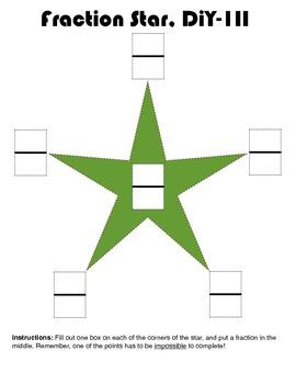 Fraction Stars