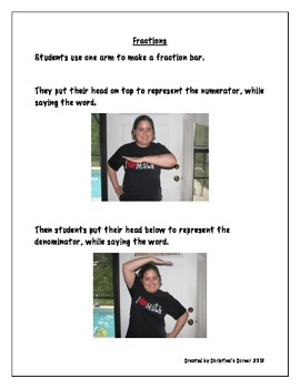 Fraction Stretches